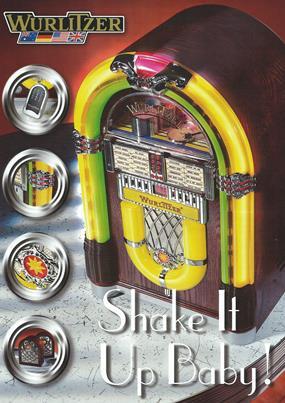 Original Wurlitzer Jukebox Ersatzteile und Zubehör | Wurlitzer-Shop